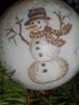 Snowman Decopach