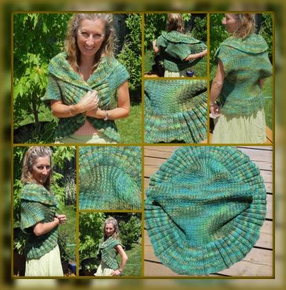 Fleece Shrug Jacket Pattern Lena Patterns