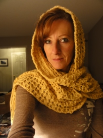 Simple Gifted Scarf