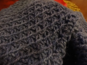 Cowl in the round