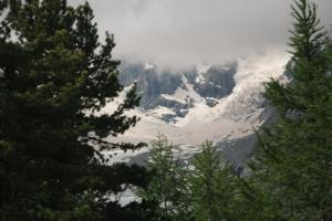 Piz Palü Glacier