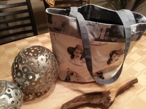"""""""Grace"""" Knitting Bag"""