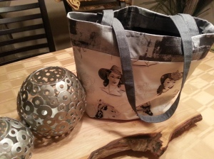 """Grace"" Knitting Bag"