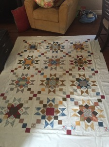 Remembering Grandma Quilt