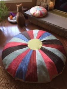 Floor-Pillow