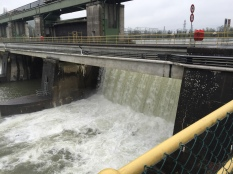 Kraftwerk. Power Dam