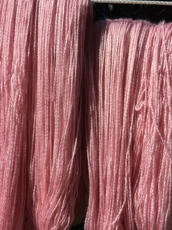 "100% Bamboo Fingering weight ""Desert Rose"""