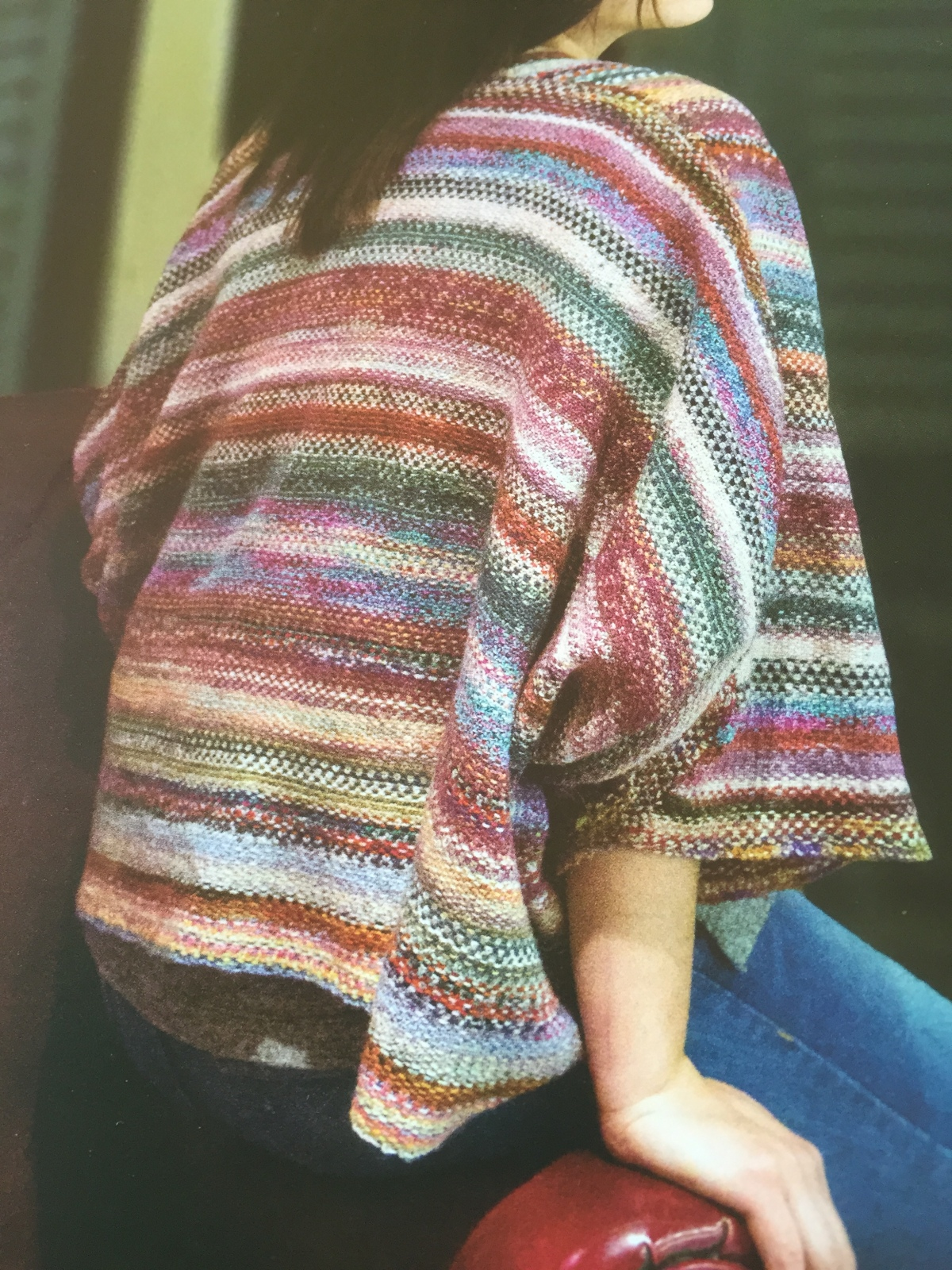 Friendship Blanket Shrug