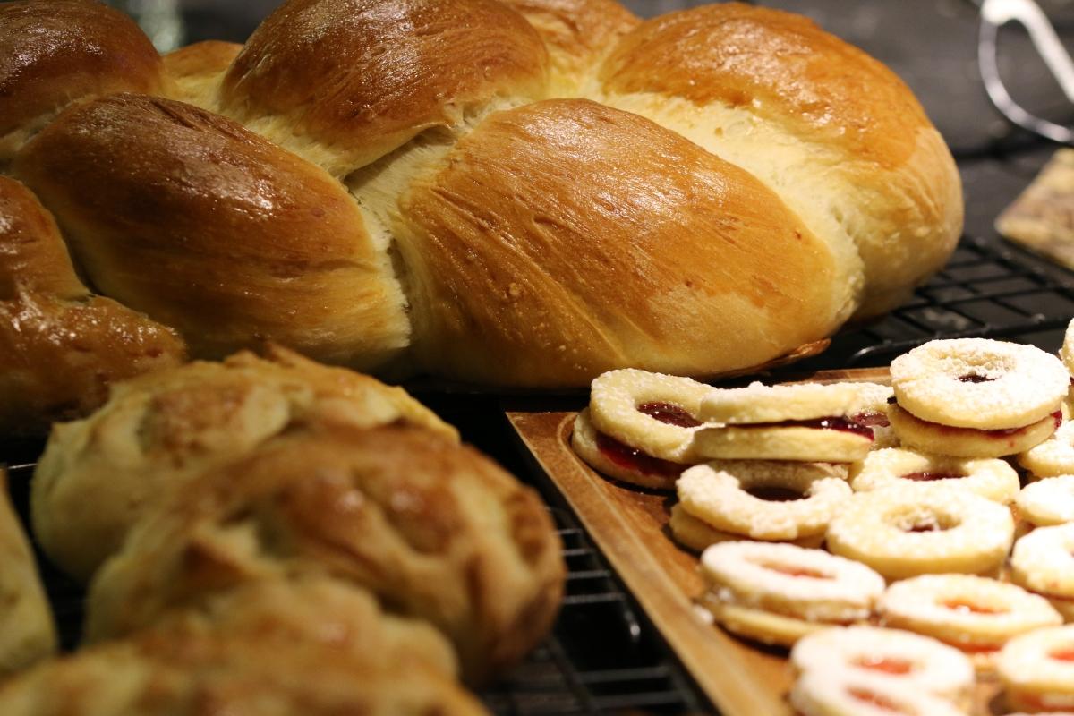 Baking,Baking…..more Baking
