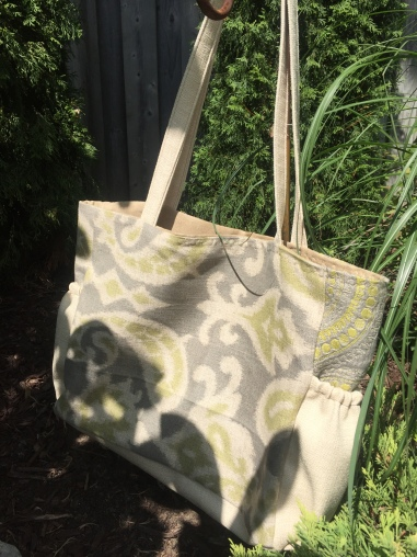 Bag 4: Front and