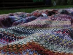 Friendship Blanket Shrug 1