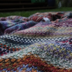 Friendship Blanket Shrug 1