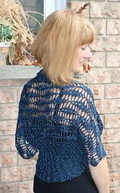 lacy cardigan 1